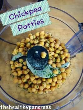 Chickpea Patties